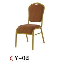 Fashionable Hotel chair /banquet hall chair  Y-02