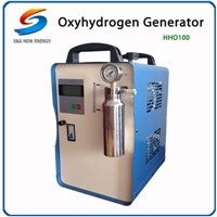 hydrogen oxy gas generator welding machine