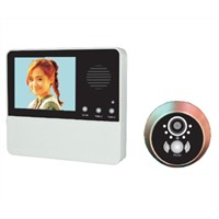 "3.2"" Digital Door Viewer"