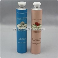 Aluminum Cosmetic tube packaging