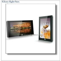 "Hot Sales 42"" Interactive Wall Mounted with Samsung Panel LCD TV"