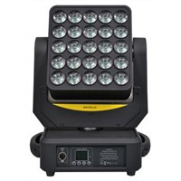 Magic Matrix 25 LED Wash Moving Head