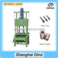 Semi-automatic Coupler Tapping Machine for rebar nuts thread tapping
