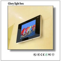 Wall Hanging 42'' Advertising Touch LCD Network Monitor