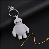 OEM Product 3D Cartoon PVC rubber key chain