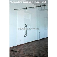 Frameless Sliding Glass Door / Glass Sliding Door