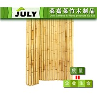 Natural Color Bamboo Fence Roll