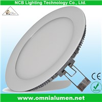 New Design 18W Slim LED Panel Light with CE, RoHs Certification