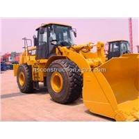 Used Caterpillar 966H Wheel Loader
