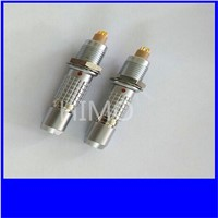 2-32 Pin Push Pull Metal Lemo Cable Connector Equivalent