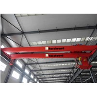 5-125 Tons European Style Double Girder Overhead Crane with Hook