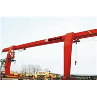 L Electric Hoist Gantry Crane
