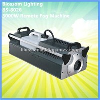 3000W Remote Fog Machine (BS-8026)