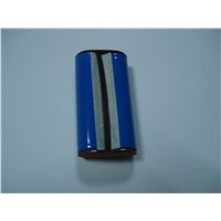 7.4V 2200mAh 2S1P 18650 battery pack