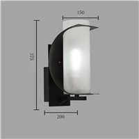 2015 new design waterproof outdoor wall light LED wall washer light