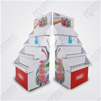 DR-001  Retail Modem Paper Display Rack
