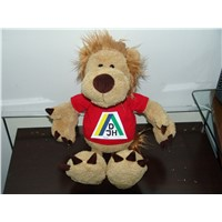 New Electronic And Movement Lion Plush Toys Stuffed Animal Plush Toy