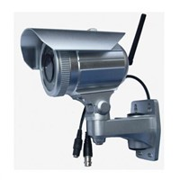 Long Range Small Outdoor Wireless Surveillance Camera 1500m