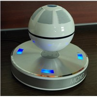 New Products Magnetic Floating And Rotating Bluetooth Speaker Display Stands