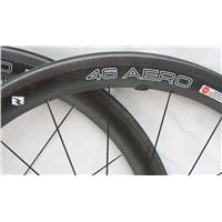 REYNOLDS AERO 46 CARBON ROAD WHEELS