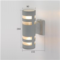 waterproof outdoor wall light IP54 exterior aluminum LED wall lamp
