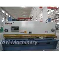 CNC Hydraulic Guillotine Shearing Machine QC11K-12X3200
