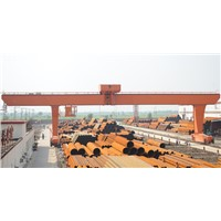 China Manufacturer Customized  40 Ton Single Girder Gantry Crane
