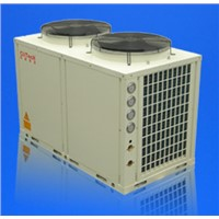 Commercial integrated heat pump water heater