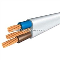 Copper Conductor Flat Twin and Earth Cable
