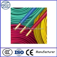 Copper Clad Steel PVC Insulated Wire