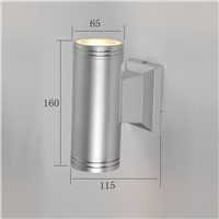 aluminum exterior wall lamp LED up and down LED wall light