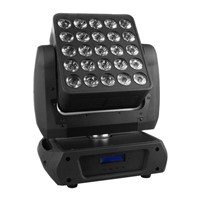 HH-B13  5*5pcs led matrix beam moving head high brightness high power best effect ADJ lights
