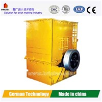Hammer crusher for brick making