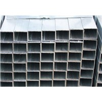 Hot Dipped Galvanized Steel Rectangular Pipes