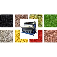 Hottest Color Sorter Machine For Grain