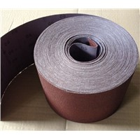 aluminum oxide emery cloth Abrasive cloth roll for Hand Use
