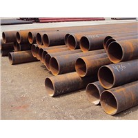 3PE coated SSAW steel pipe
