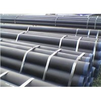 Black ERW Steel Pipes