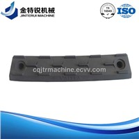 China manufacturing custom tractor trailer parts casting