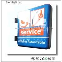 Exhibition Stand Silk Screen Logo Frame