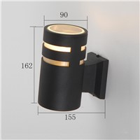 waterproof IP 54 new design outdoor wall light aluminum wall lamp