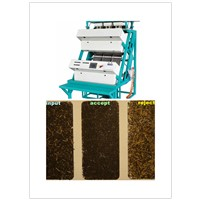 New Design Black &Green Tea Color Sorter