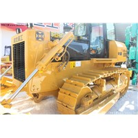 121KW/165HP Hydraulic International Bulldozer , Operating Weight 17.55 Ton Yellow Powerful Bulldozer