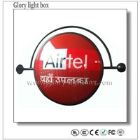 Silk Screen Print LED Advertising Light Box