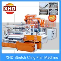 Xinhuida LLDPE Stretch Film Machine in Casting Line