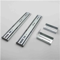 telescopic drawer sliding rails