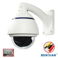 Fish-Eye 130 degree IP Vandalproof  and Waterproof Camera 3.0 Megapixel 2048*1536P fisheye