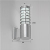 whole sale IP 54 waterproof outdoor wall light LED exterior wall lamp