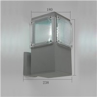 high quality outdoor wall lamp LED aluminum exterior wall light