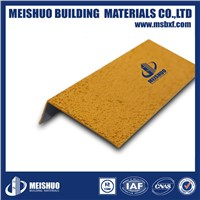 Industrial Stairway Fiber Glass Load Bearing Non Slip Basement Stair Treads China MSSNC-26